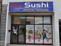 Ye S Sushi King Street Kitchener